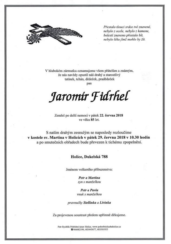 Jaromír Fidrhel