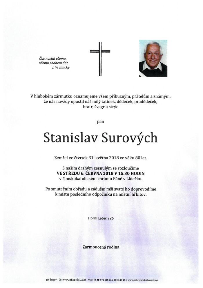 Stanislav Surových