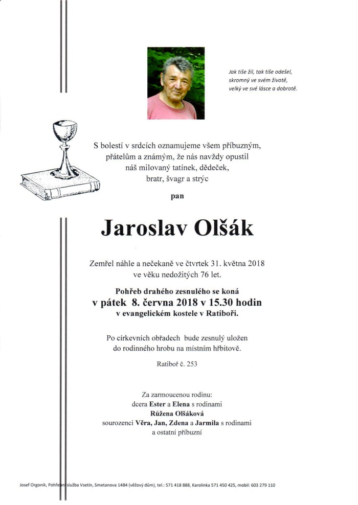 Jaroslav Olšák