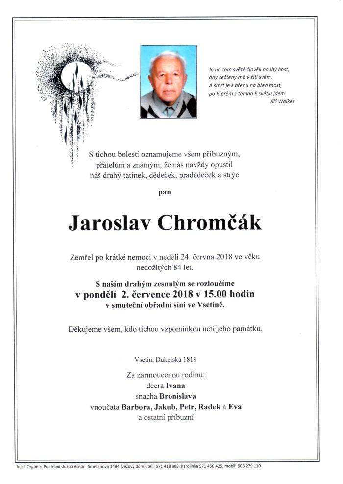 Jaroslav Chromčák