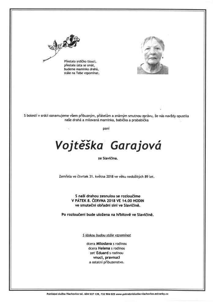Vojtěška Garajová