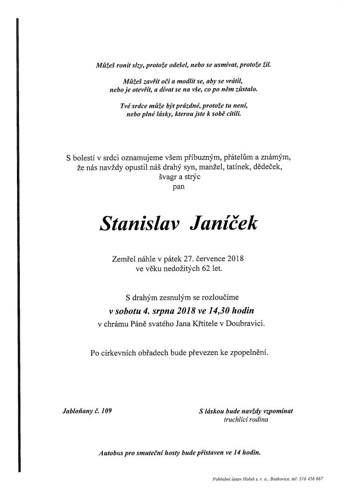 Stanislav Janíček