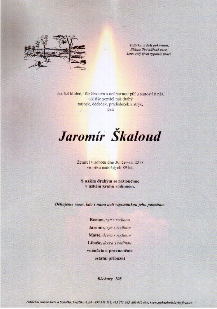 Jaromír Škaloud