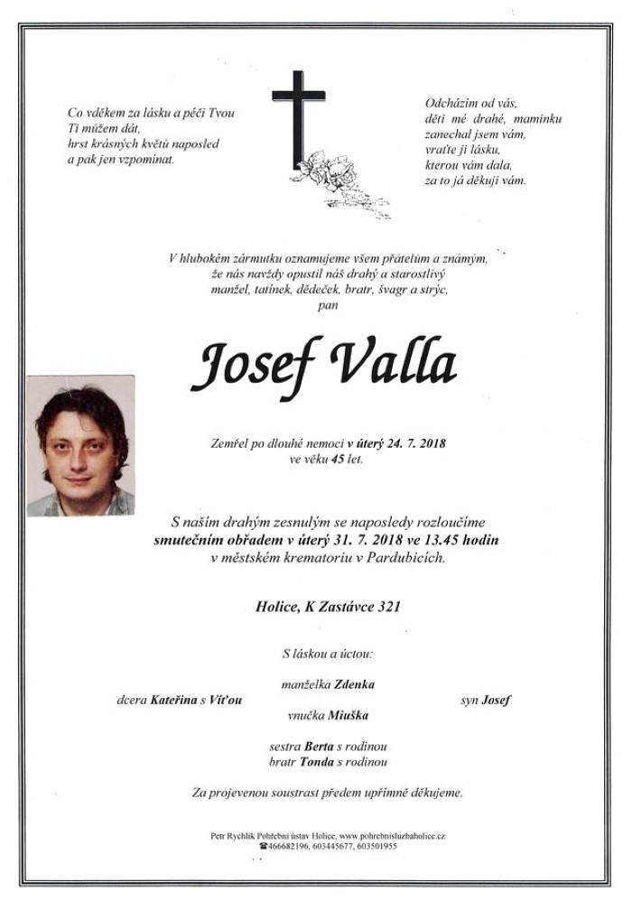 Josef Valla