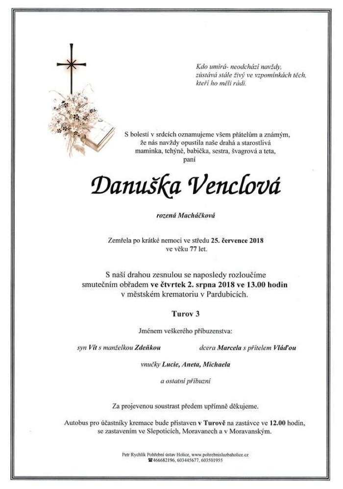 Danuška Venclová
