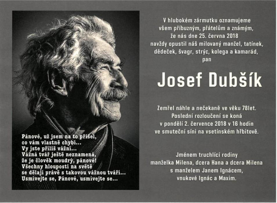 Josef Dubšík