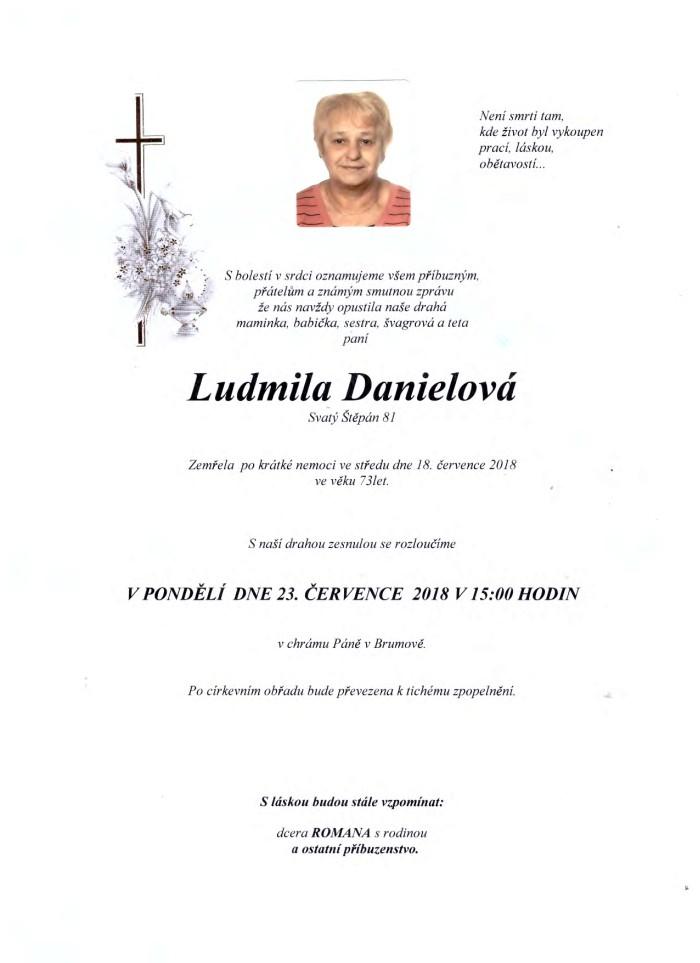 Ludmila Danielová