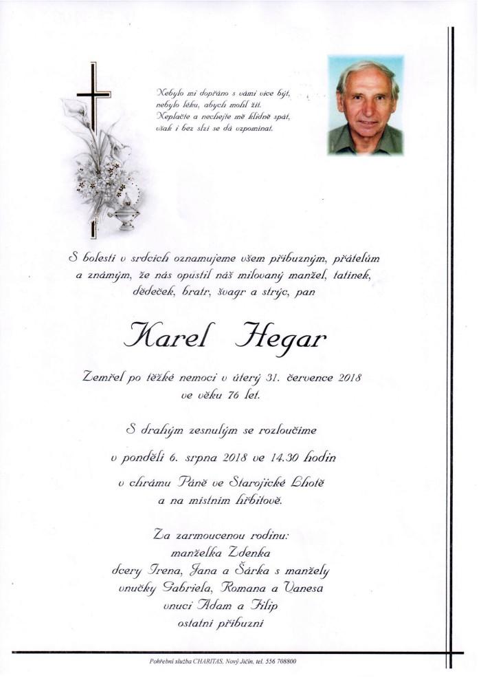 Karel Hegar