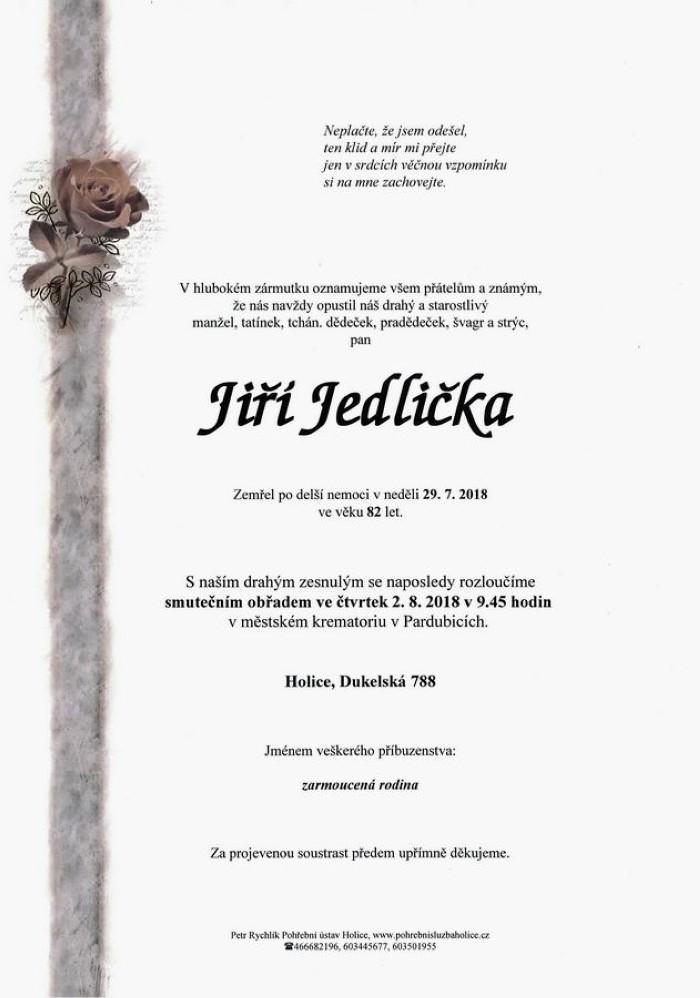 Jiří Jedlička