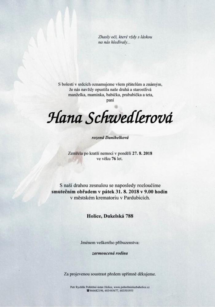 Hana Schwedlerová