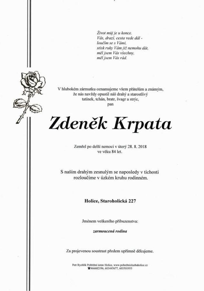 Zdeněk Krpata