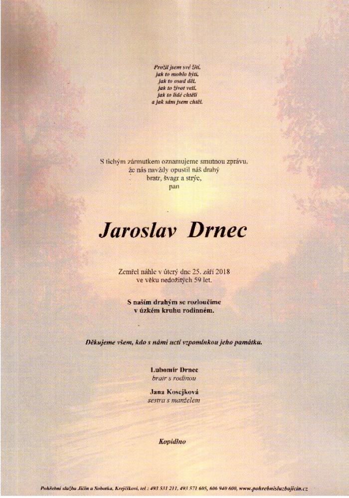 Jaroslav Drnec