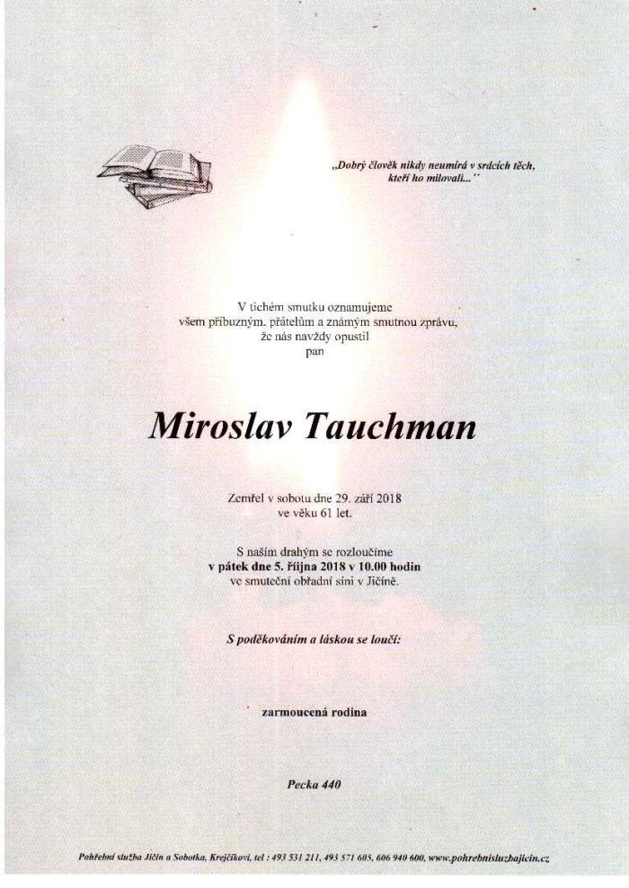 Miroslav Tauchman