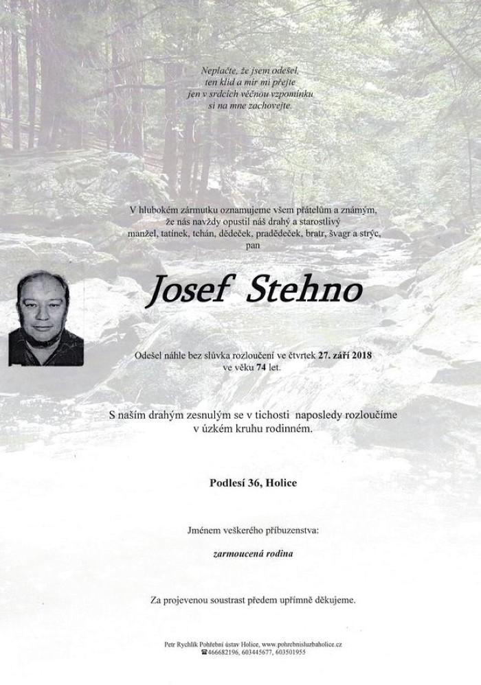 Josef Stehno