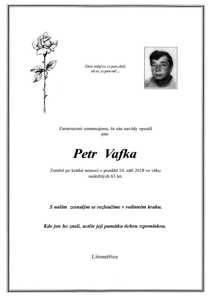 Petr Vafka