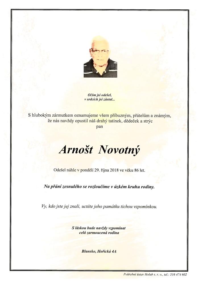 Arnošt Novotný
