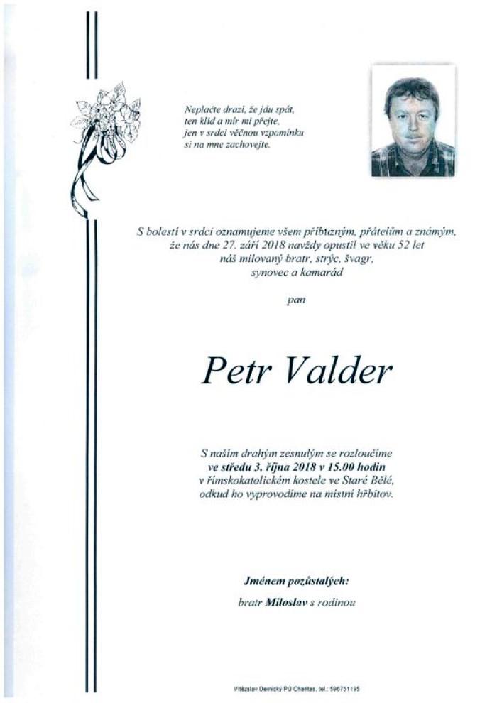 Petr Valder