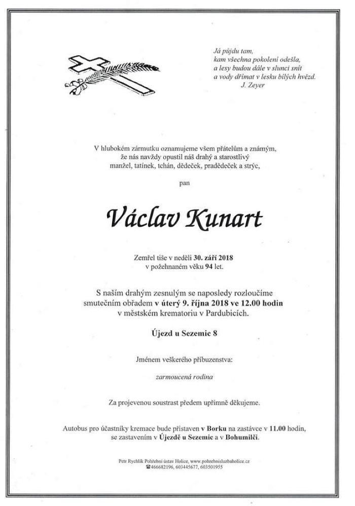 Václav Kunart