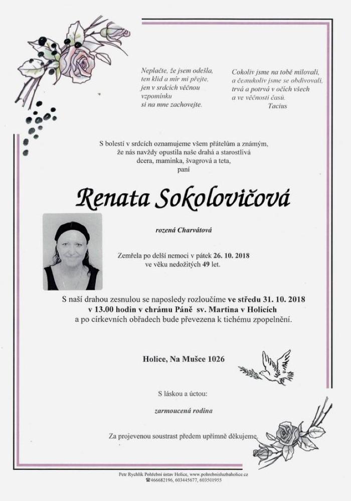 Renata Sokolovičová