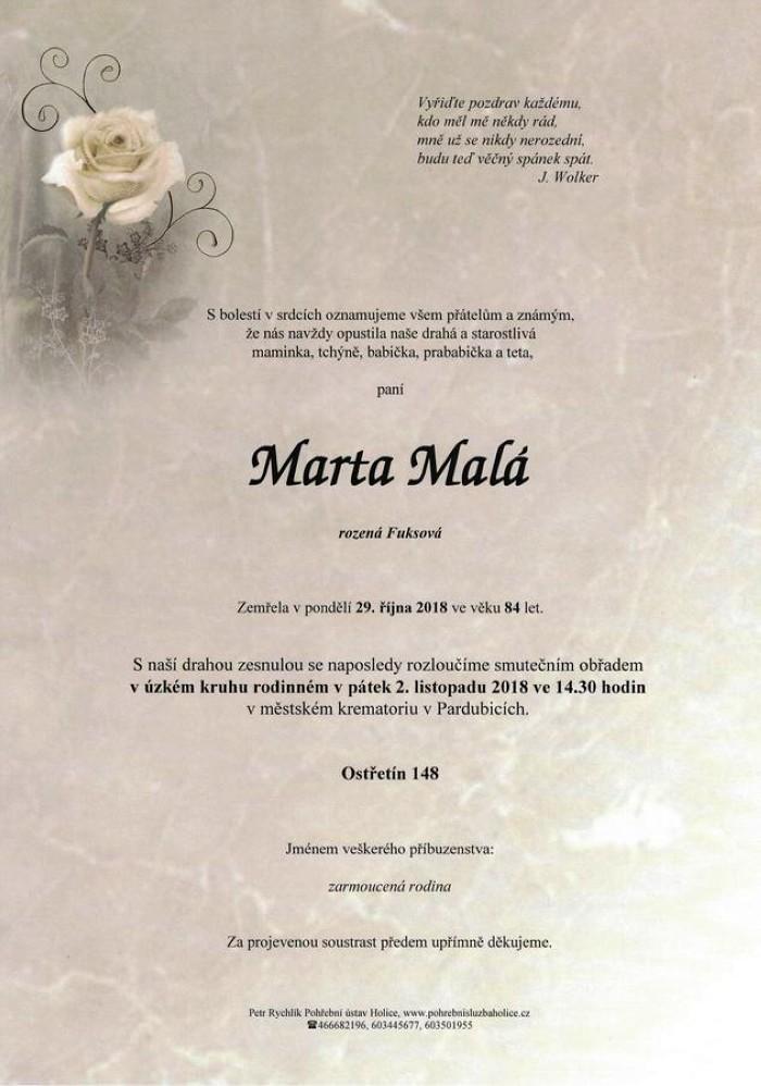 Marta Malá