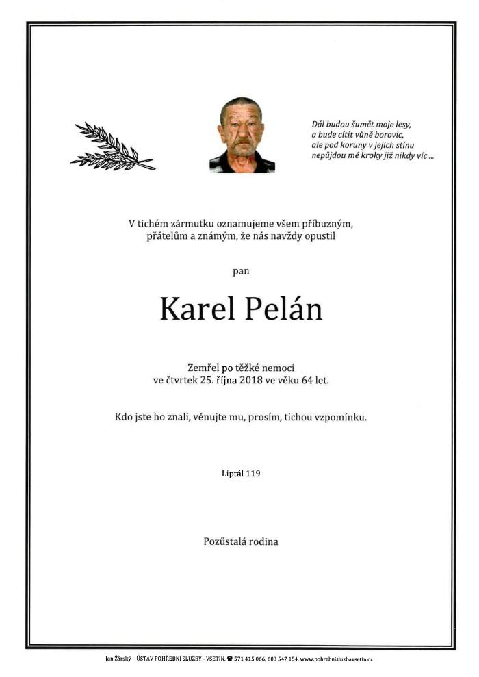Karel Pelán