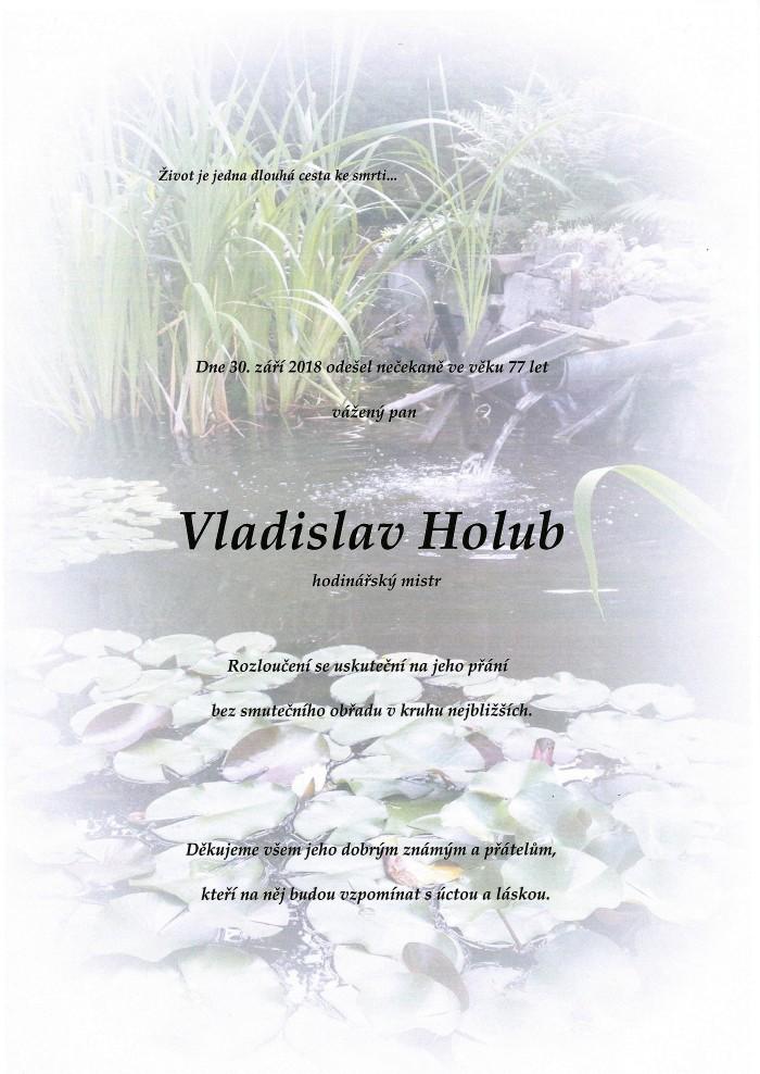 Vladislav Holub