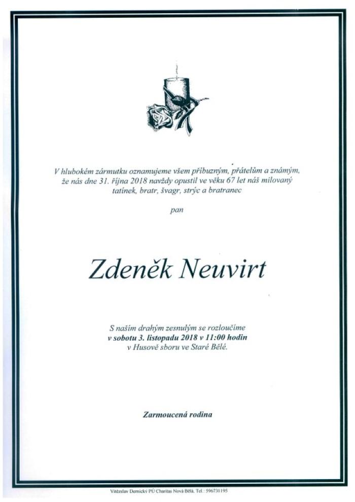 Zdeněk Neuvirt