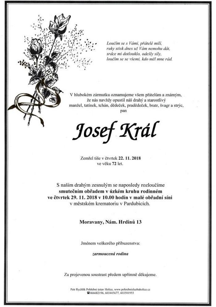 Josef Král
