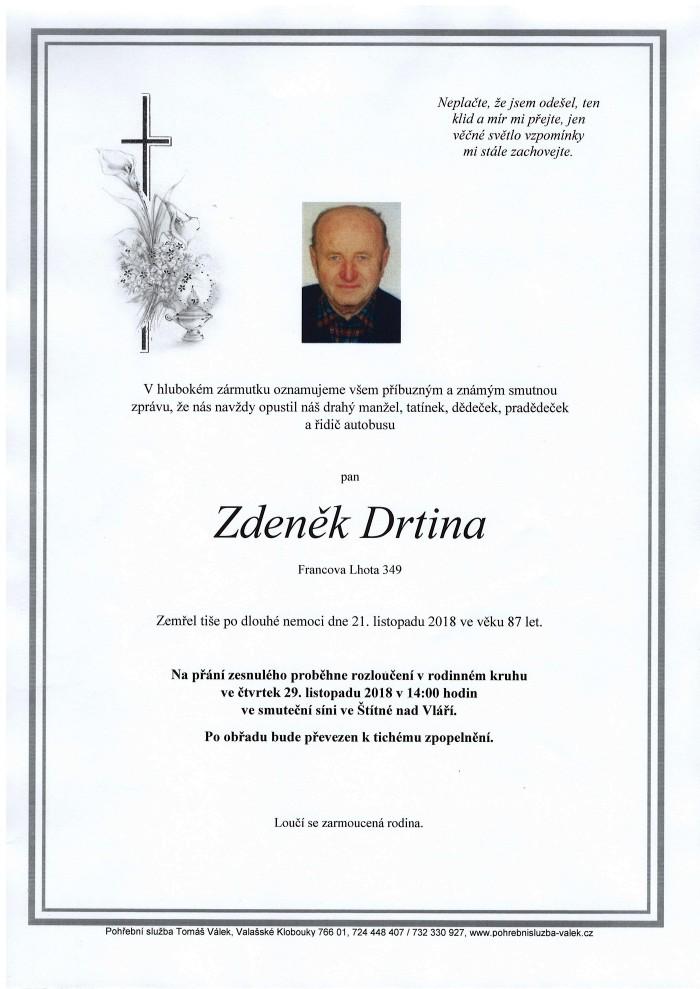 Zdeněk Drtina