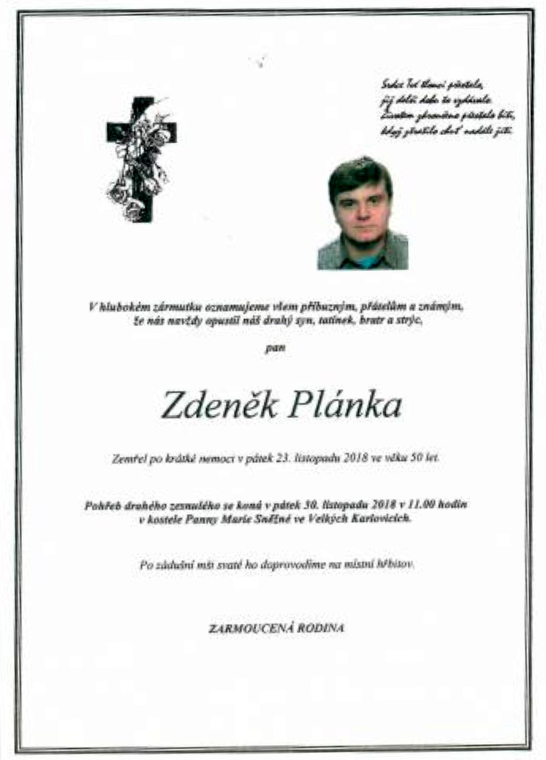 Zdeněk Plánka