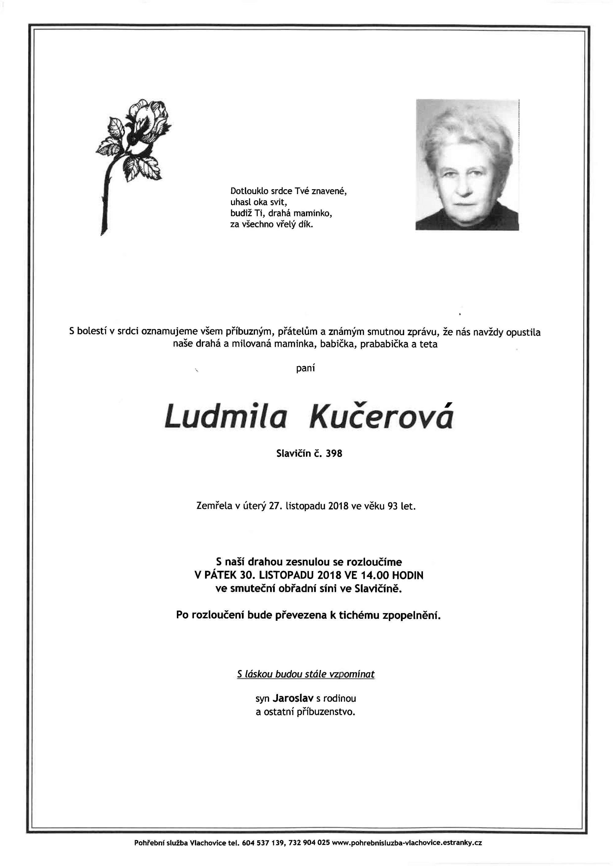 Ludmila Kučerová
