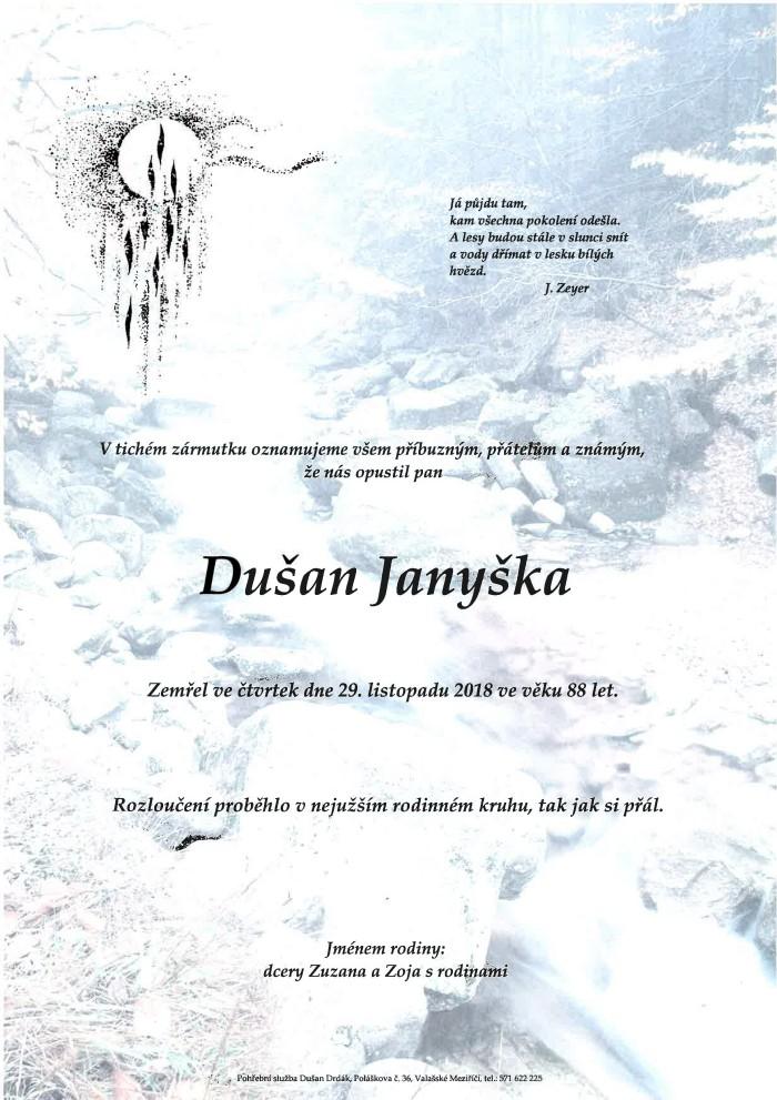 Dušan Janyška