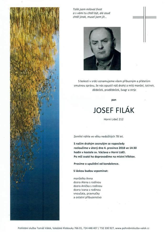 Josef Filák