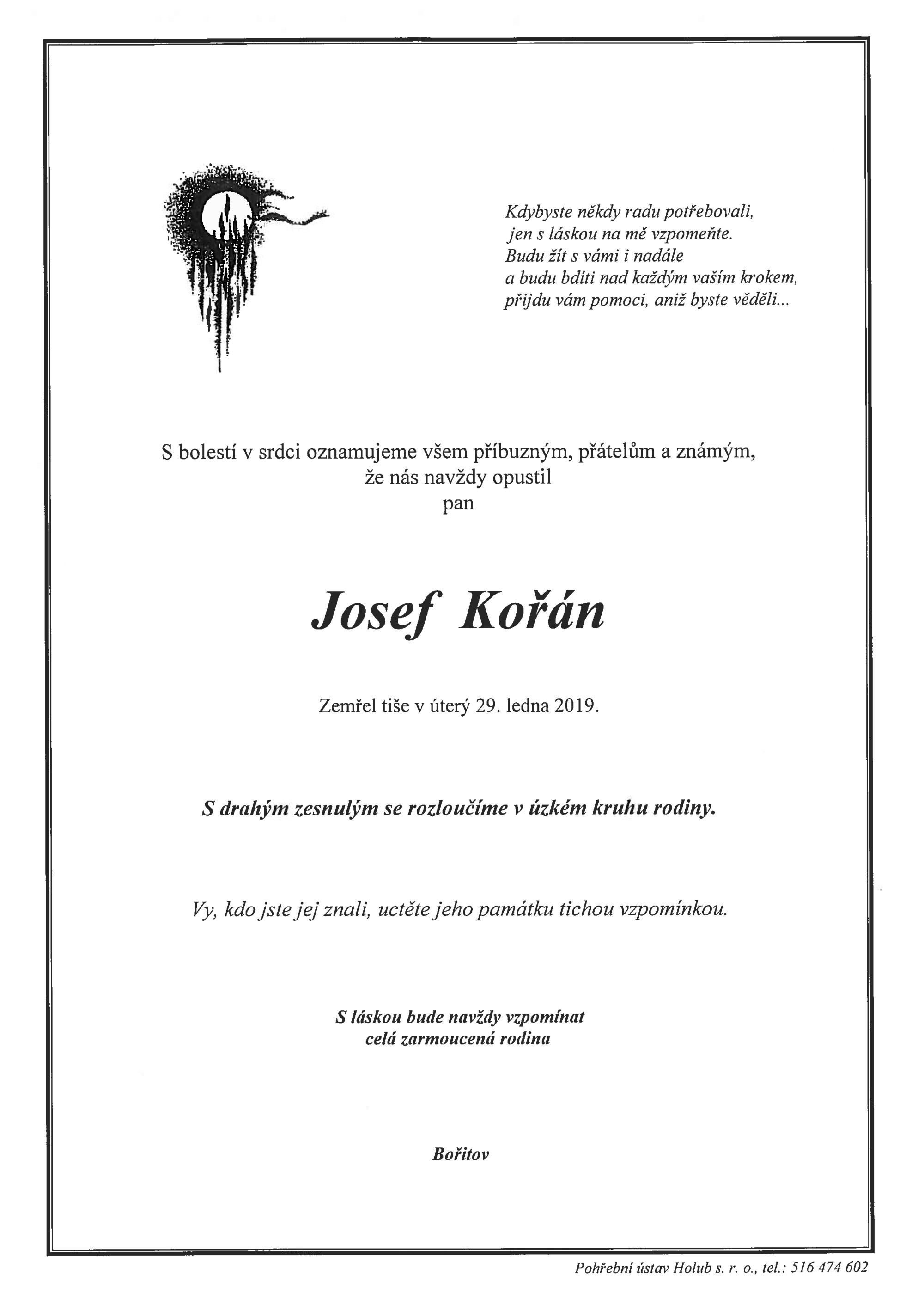Josef Kořán