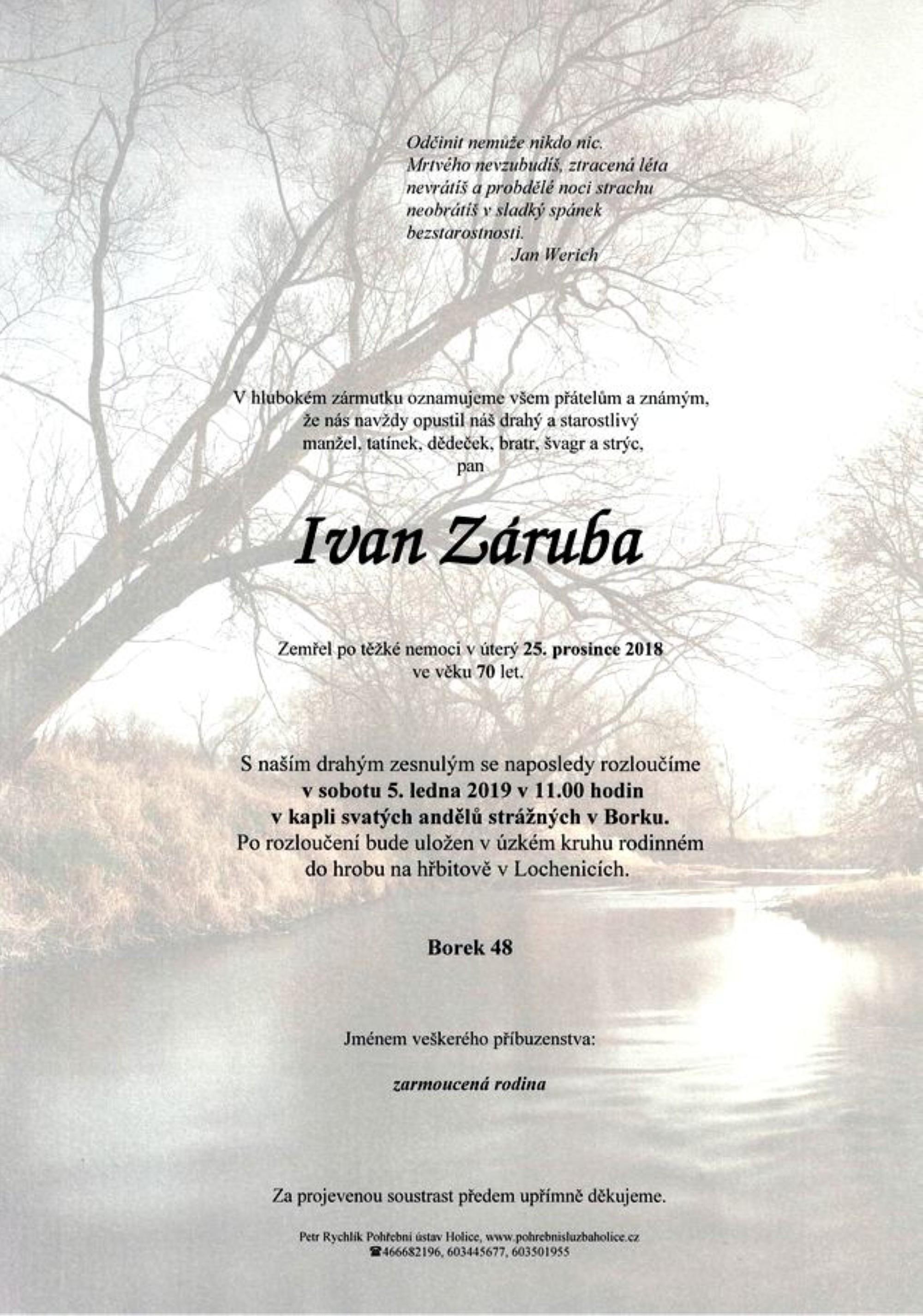 Ivan Záruba