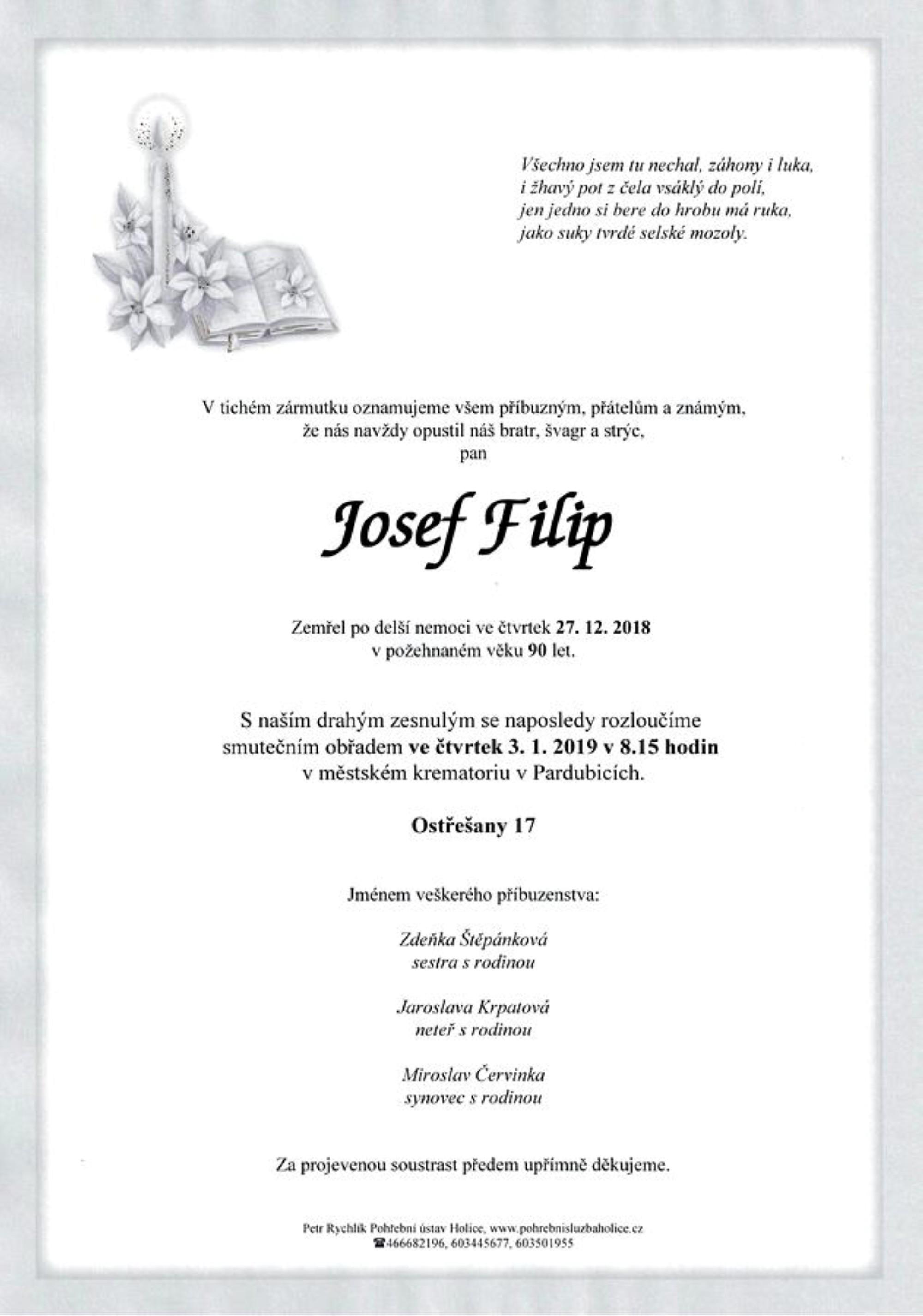 Josef Filip