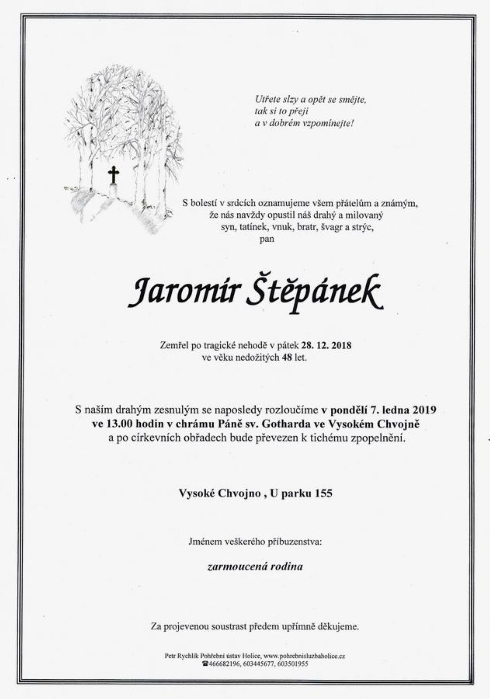 Jaromír Štěpánek
