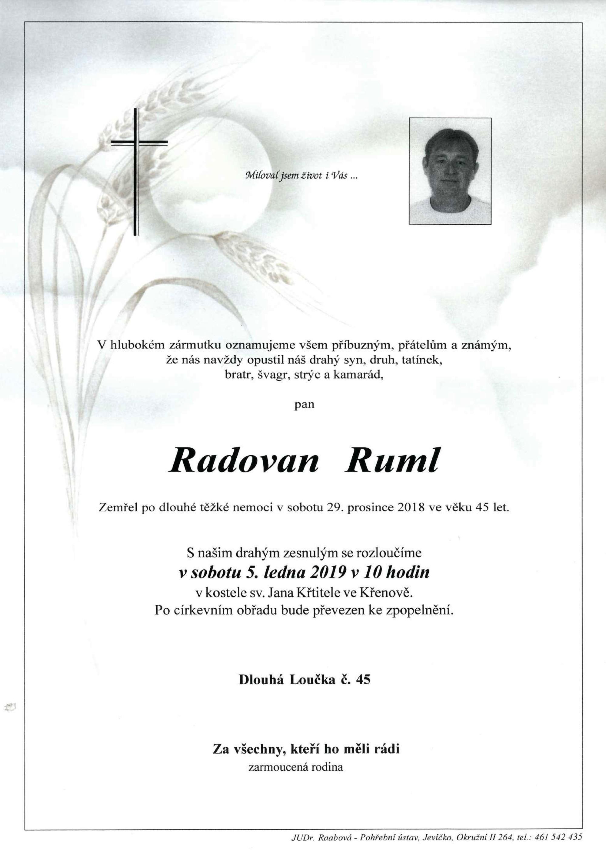 Radovan Ruml