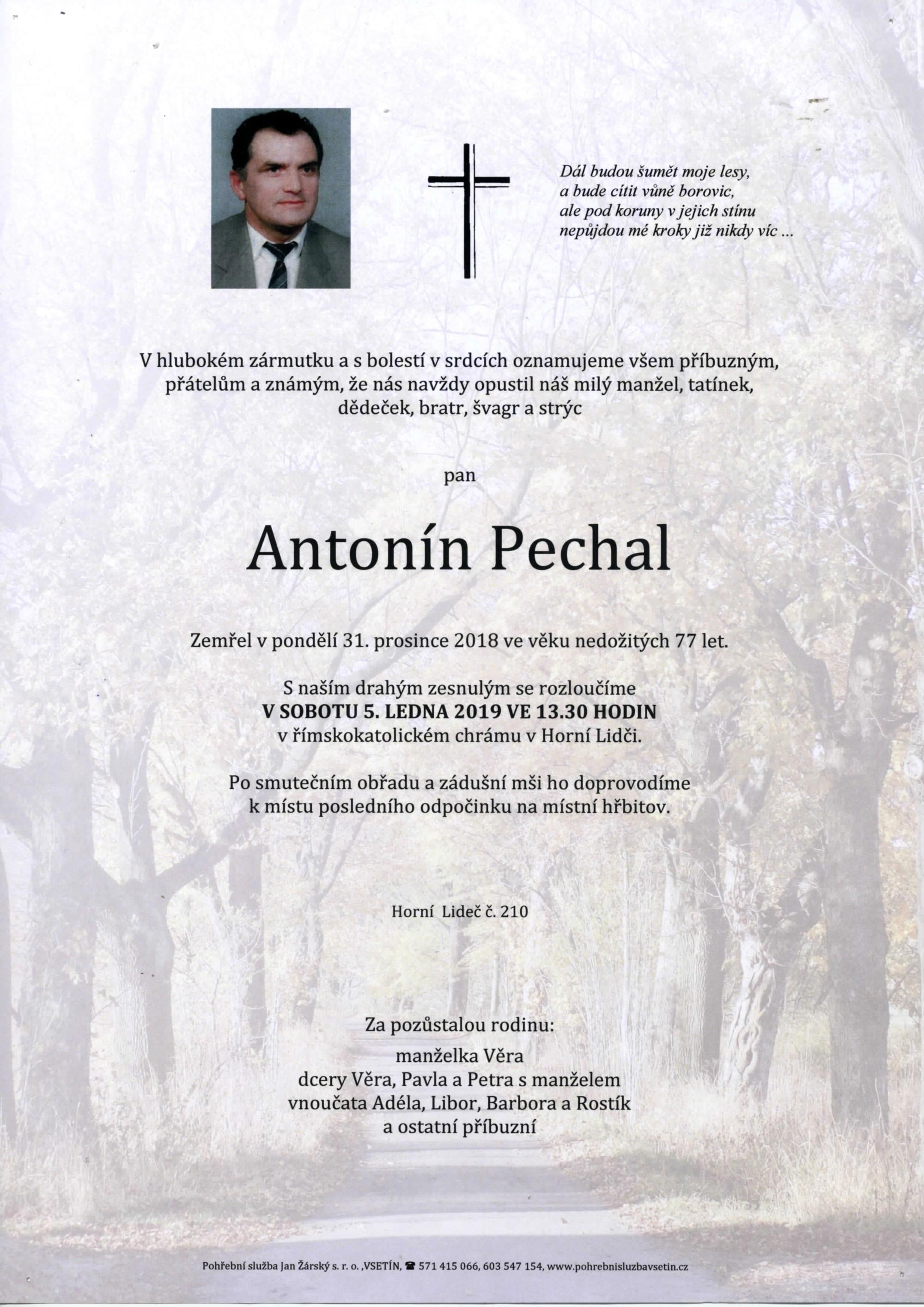 Antonín Pechal