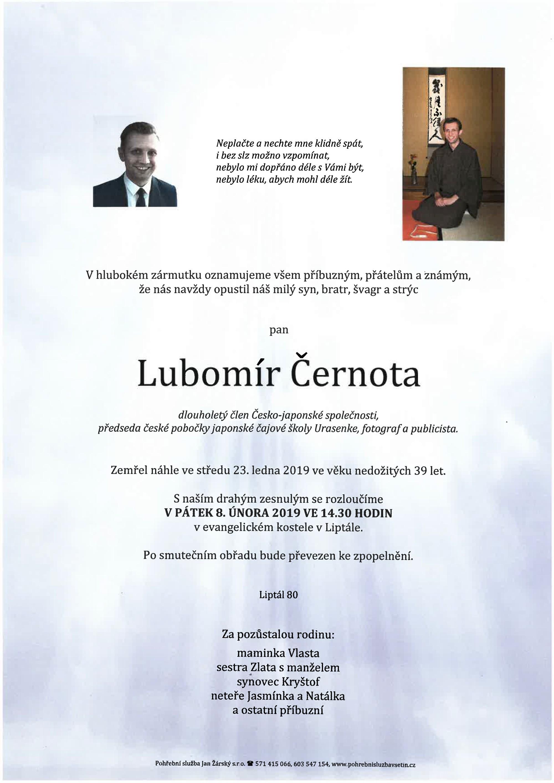 Lubomír Černota
