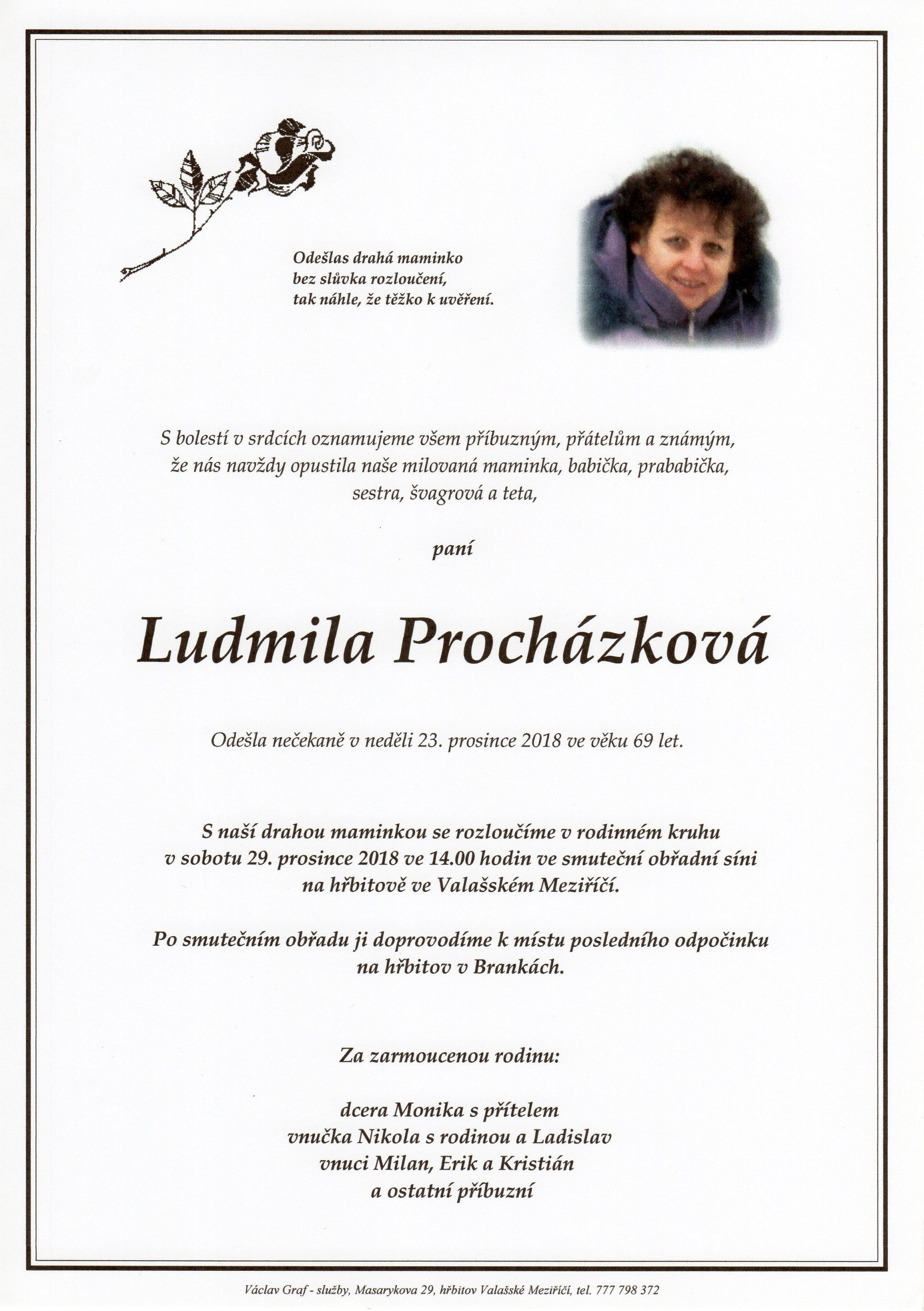 Ludmila Procházková