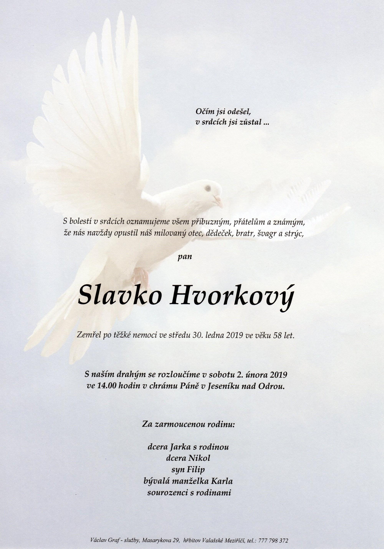 Slavko Hvorkový