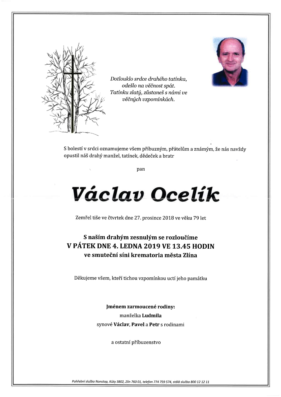 Václav Ocelík