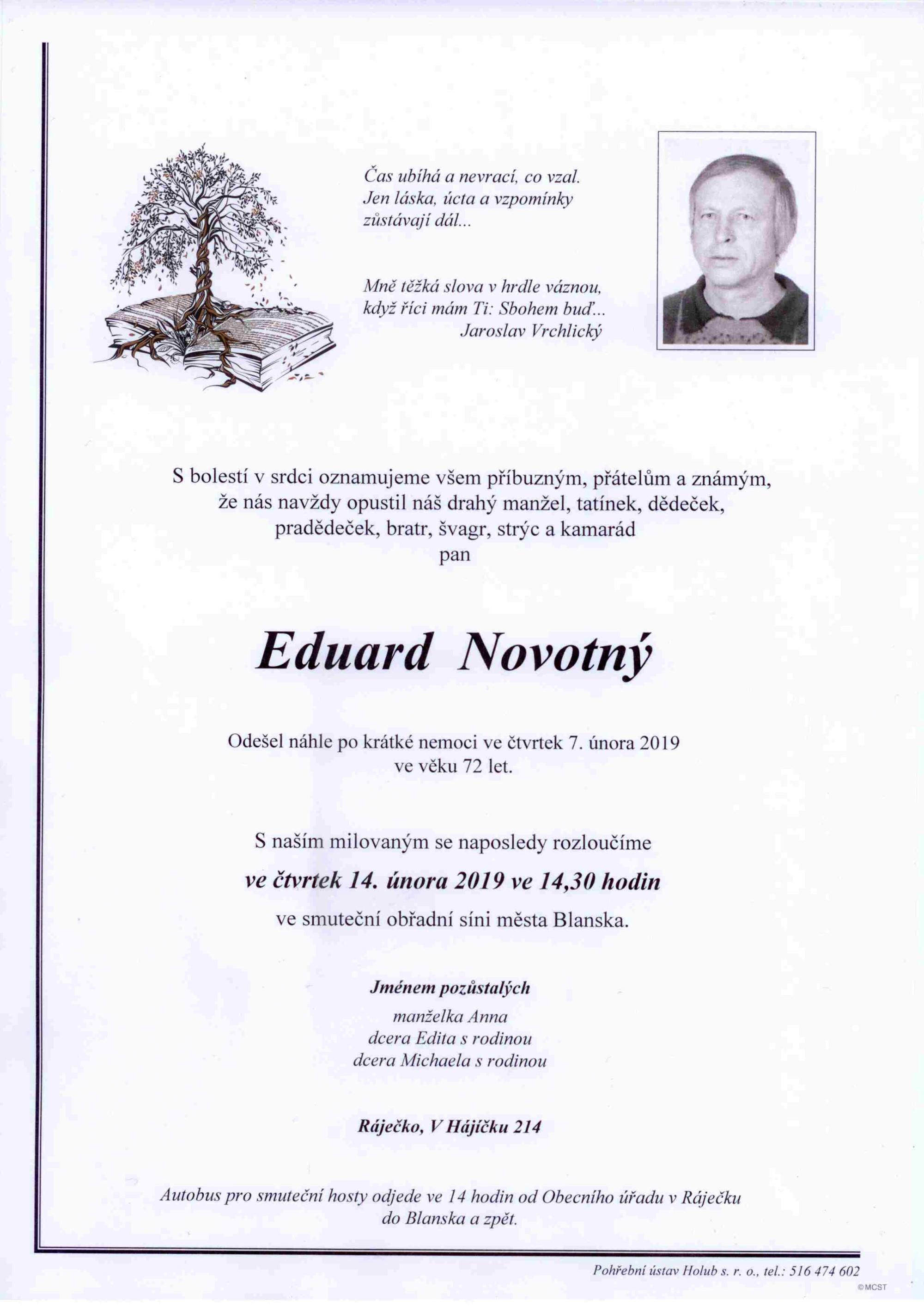 Eduard Novotný