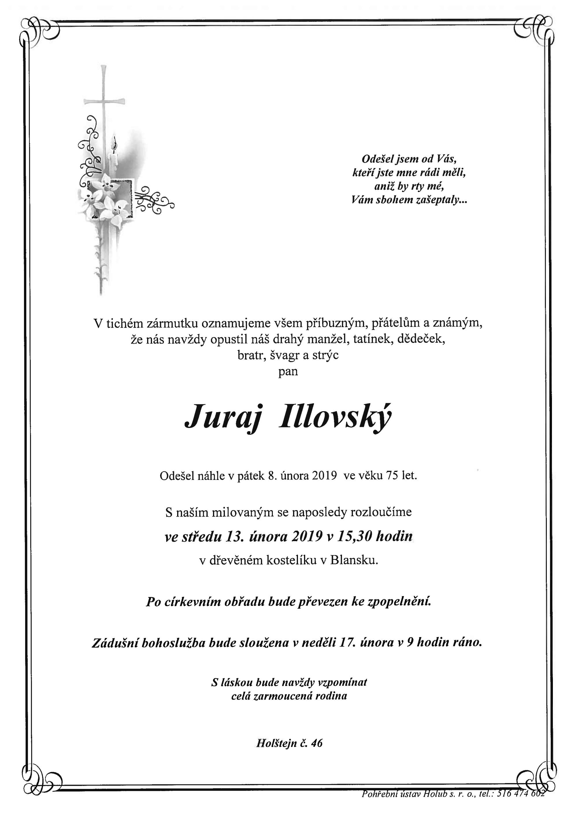 Juraj Illovský