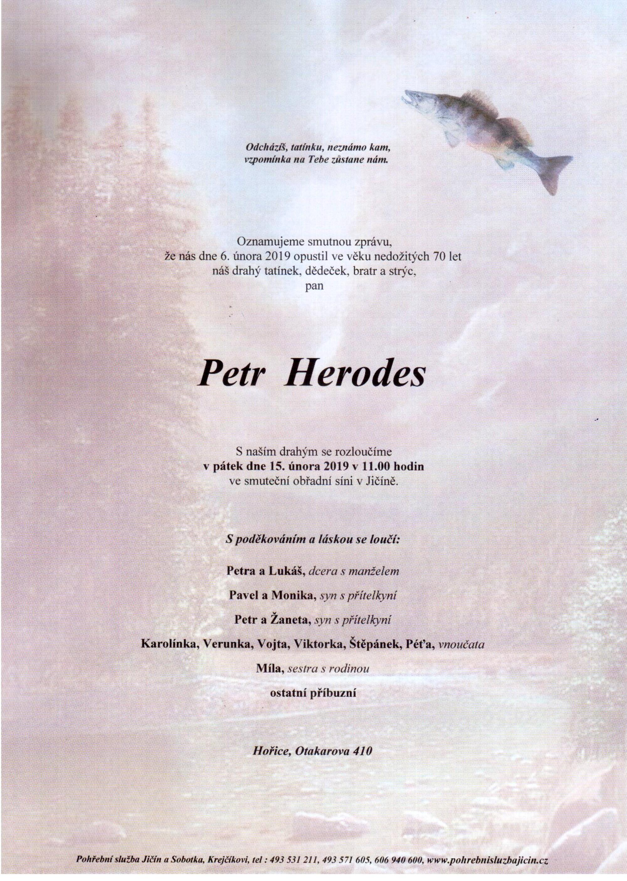 Petr Herodes