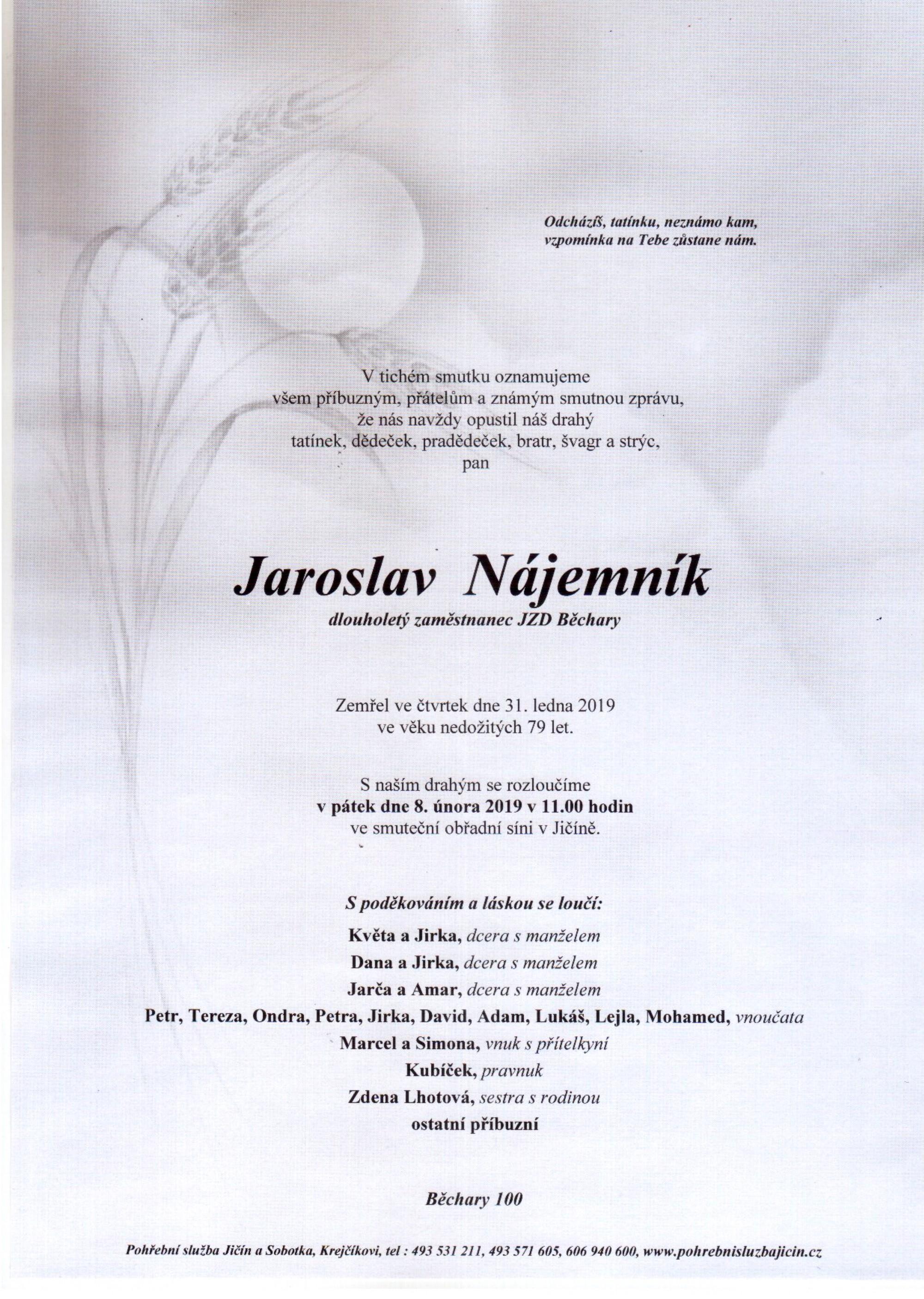 Jaroslav Nájemník