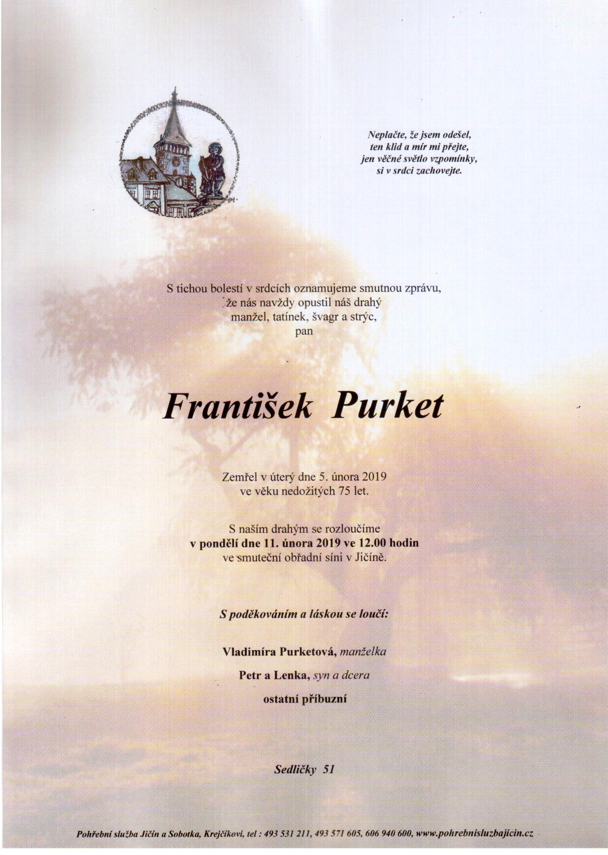 František Purket