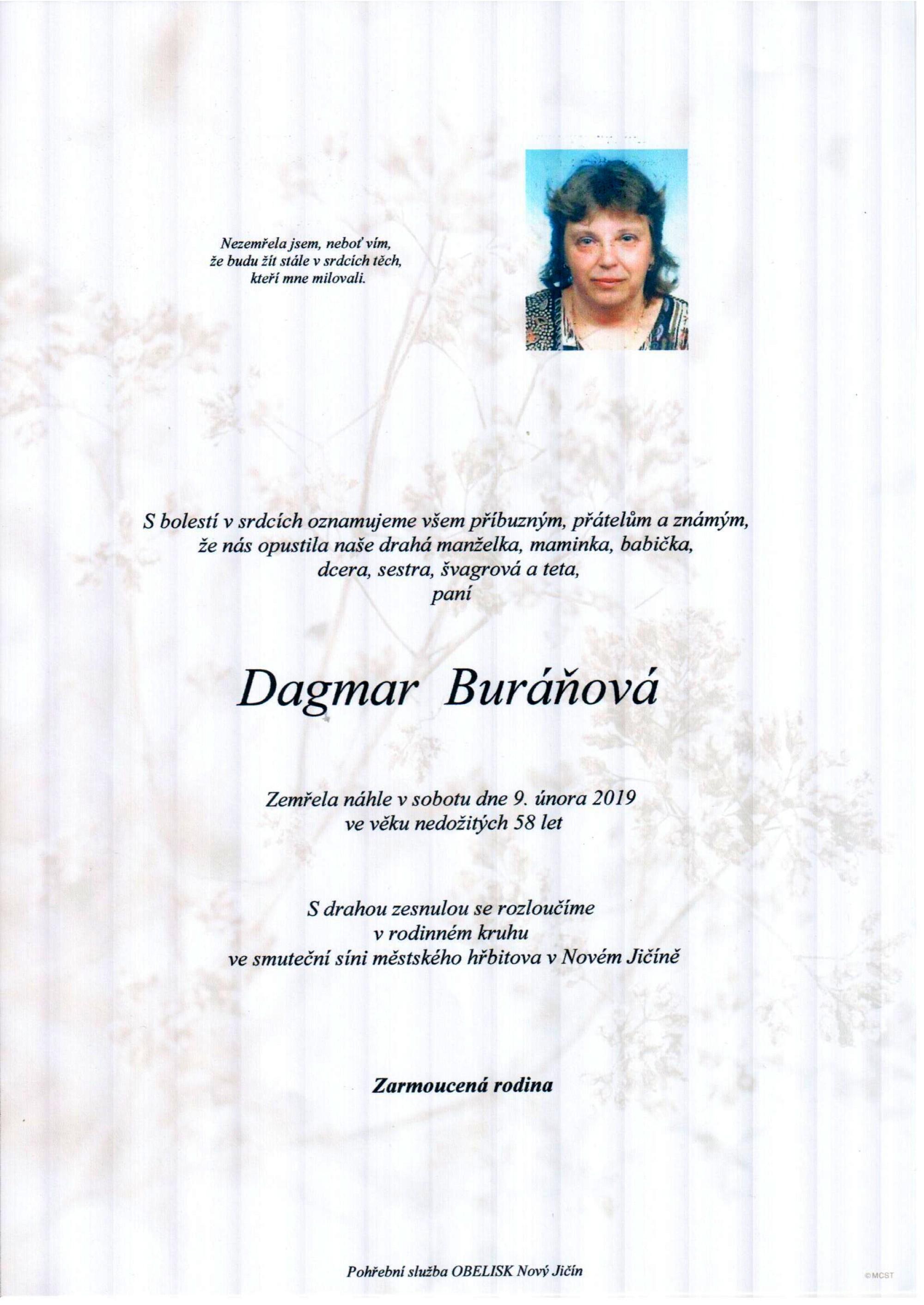 Dagmar Buráňová