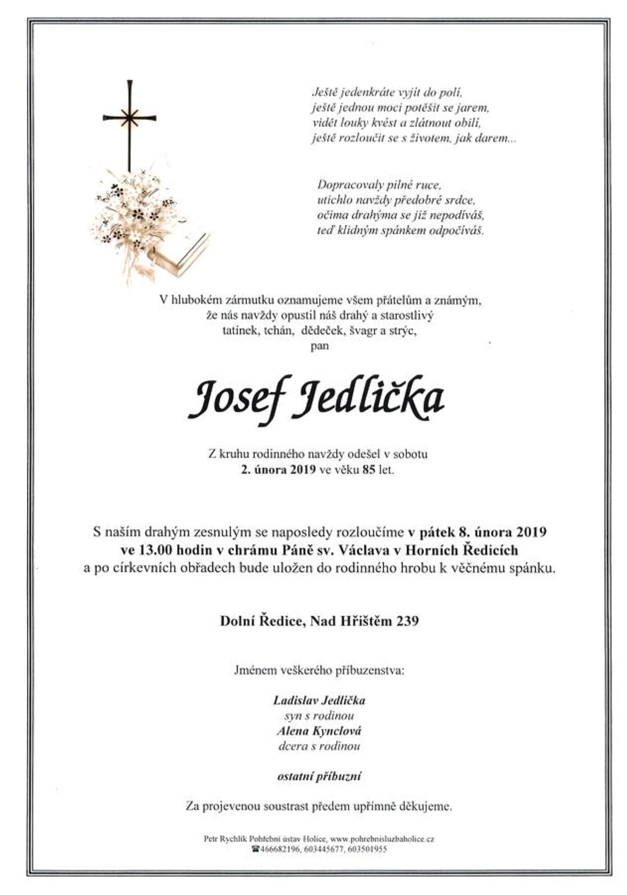 Josef Jedlička